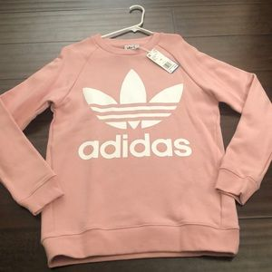Women's Adidas oversized sweater